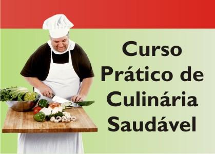 Curso Prático de Culinária Saudável