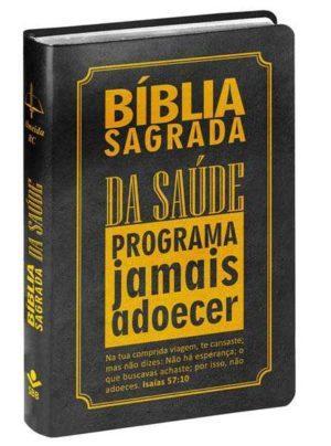 1ª Bíblia Sagrada da Saúde