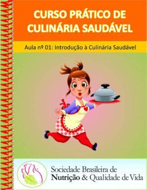 Apostilas do Curso Prático da Culinária Saudável