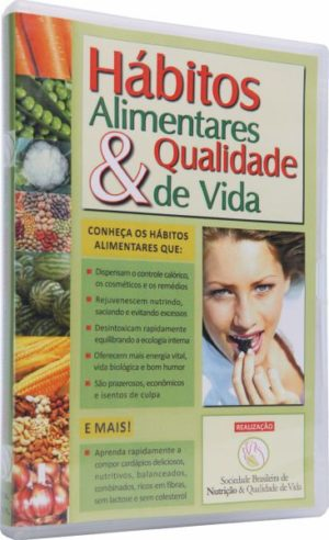DVD Hábitos Alimentares e Qualidade de Vida