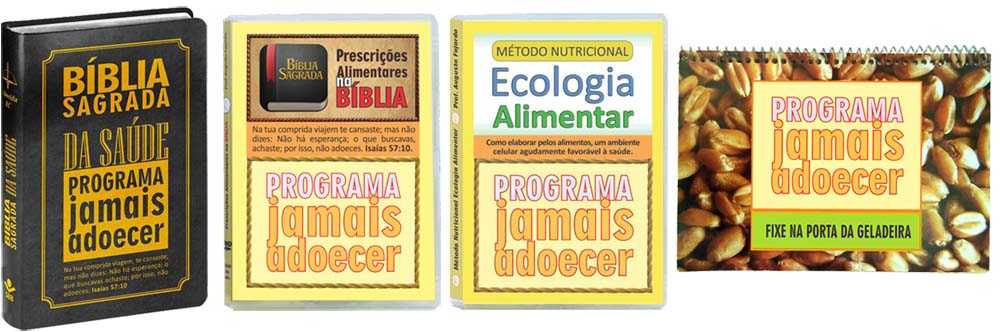 Material Didatico do Curso Prescrições Alimentares na Bíblia