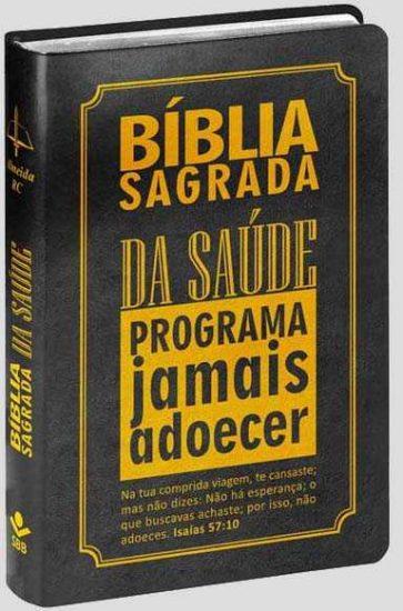 Bíblia Sagrada da Saúde